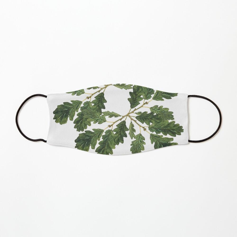 Oak leaf ensemble   Mask