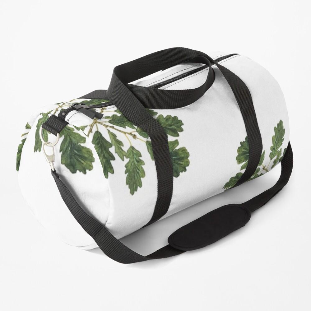 Oak leaf ensemble   Duffle Bag