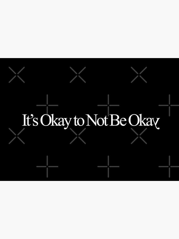 It´s Okay to Not Be Okay logo by soulLight