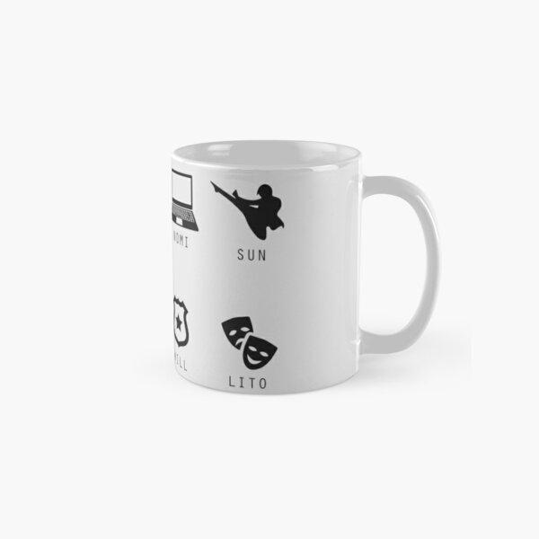 Sense8 Minimalist Mug classique