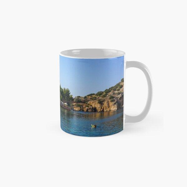 Lake Vouliagmeni, Varkiza, Greece Classic Mug