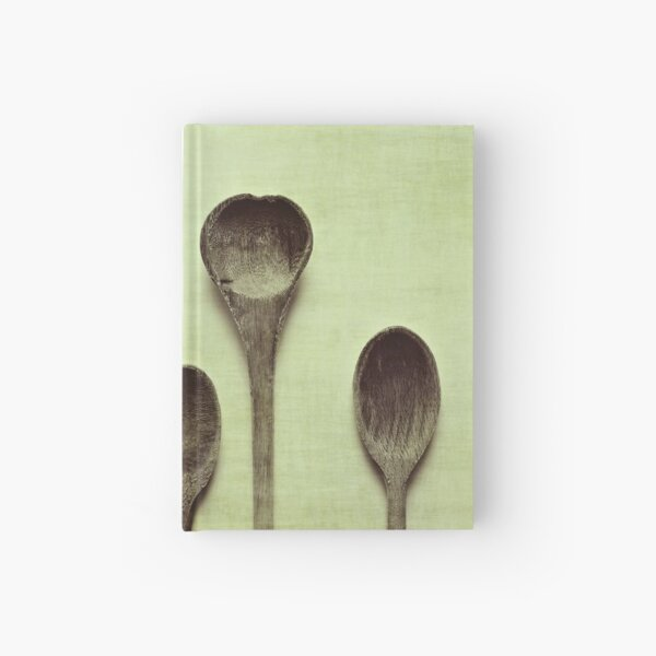 Spoons Hardcover Journal
