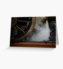 Steam Greeting Card