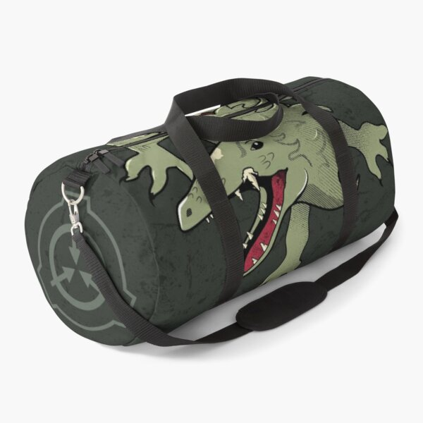 SCP-682 Hard-to-Destroy Reptile Duffle Bag