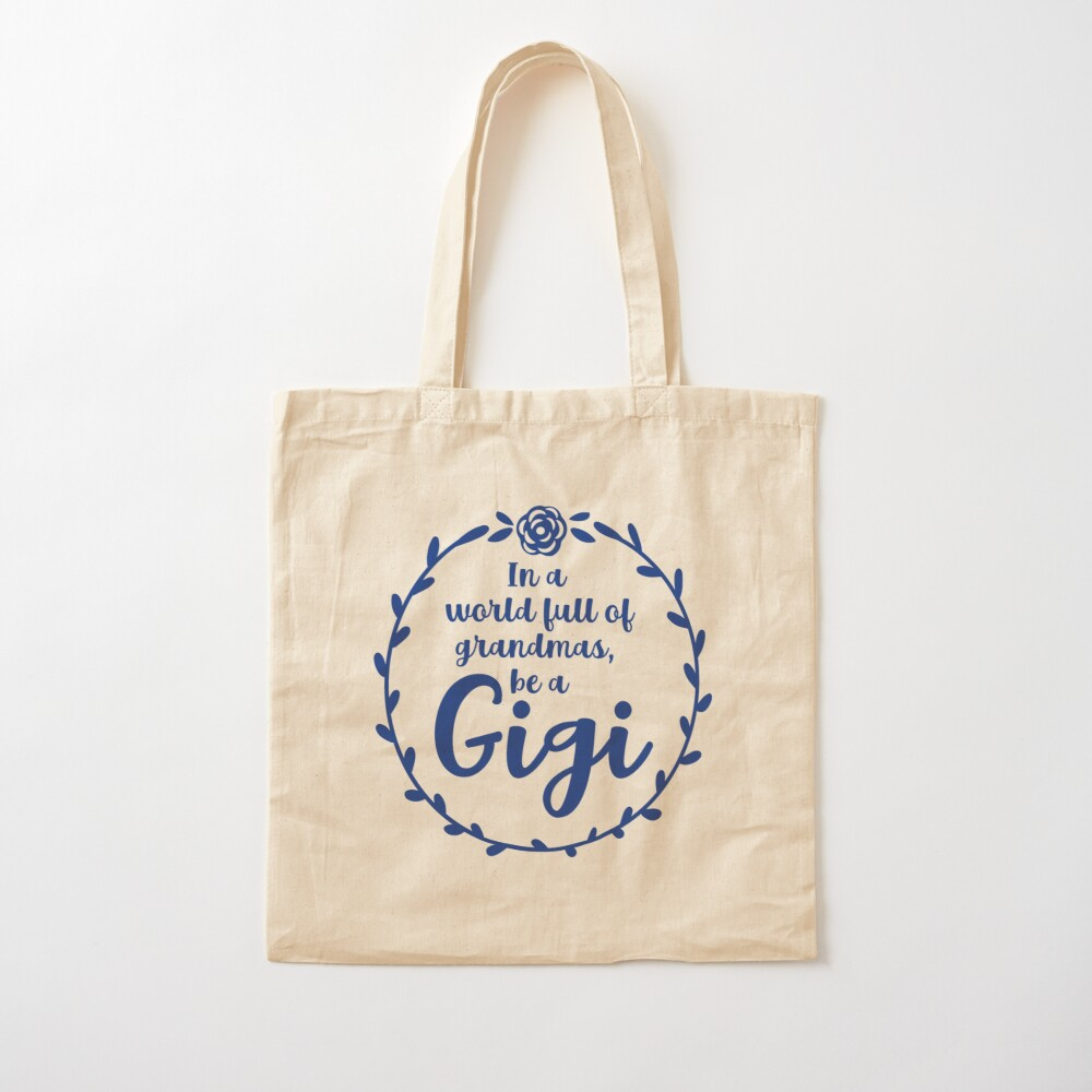 Grandmother Gift  Blessed to be a Grandmother Tote Bag