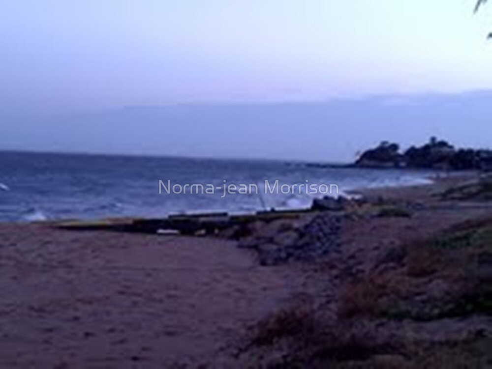 """The Beautiful sea"" by Norma-jean Morrison"