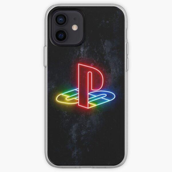 PlayStation Logo iPhone Soft Case