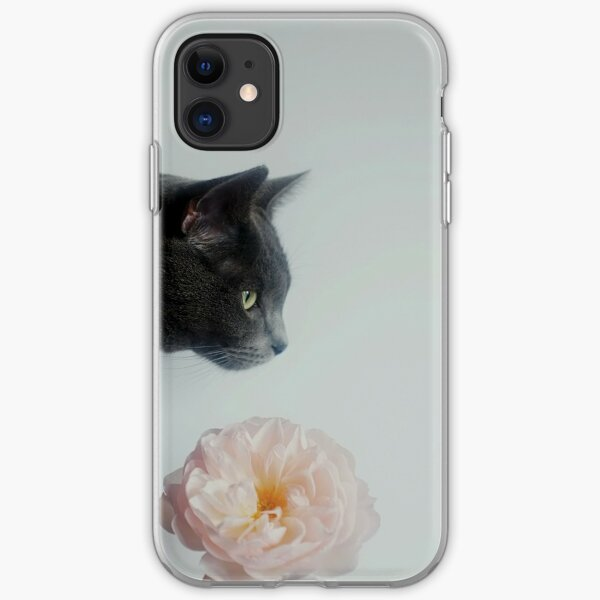 Russian Blue iPhone Soft Case
