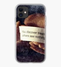 Confucius Say.... iPhone Case