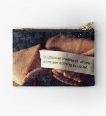 Confucius Say.... Zipper Pouch