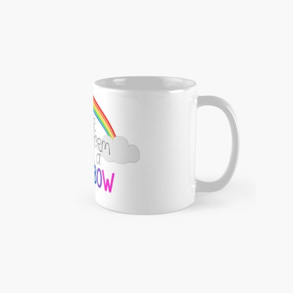 After Every Storm Comes A Rainbow Classic Mug