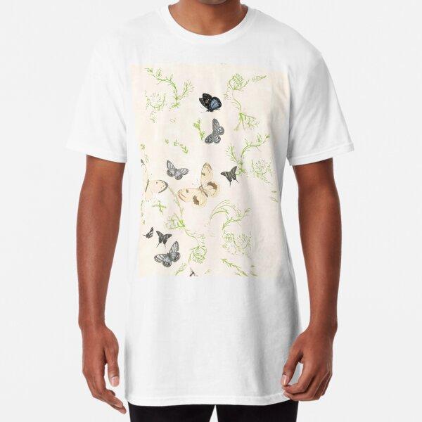 Butterfly Botanicals Long T-Shirt