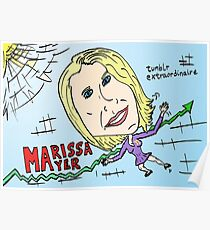 yahoo tumblr pdg marissa mayer webcomic Poster