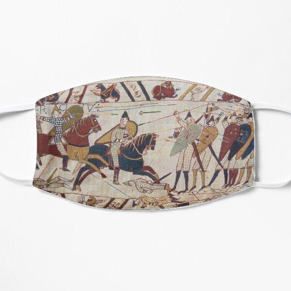 Bayeux Tapestry - Normans vs. Saxons Mask