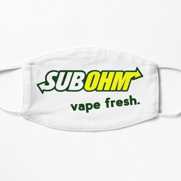 Vape Fresh Flat Mask
