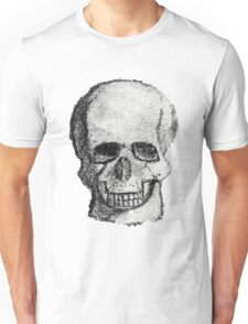 Skull no background Unisex T-Shirt