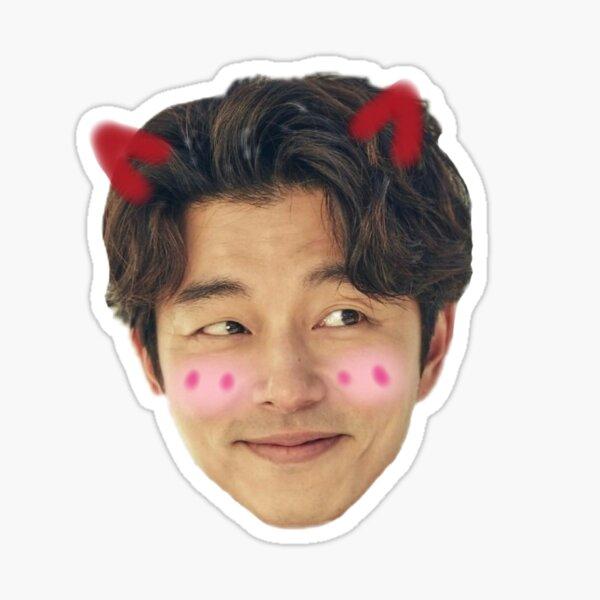 Cute Goblin character Sticker