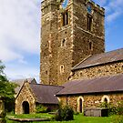 St Mary's Church Conway by mlphoto