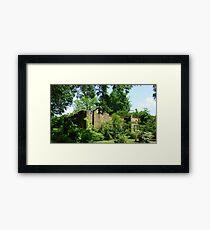Rosenthal House Framed Print