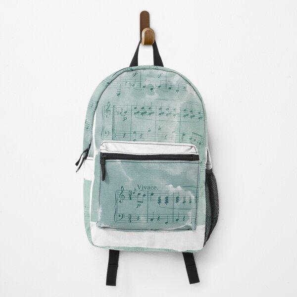 Music sheet Backpack