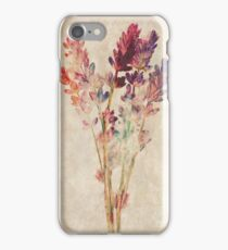 The One With The Herbs iPhone Case/Skin