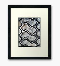 Roads Framed Print