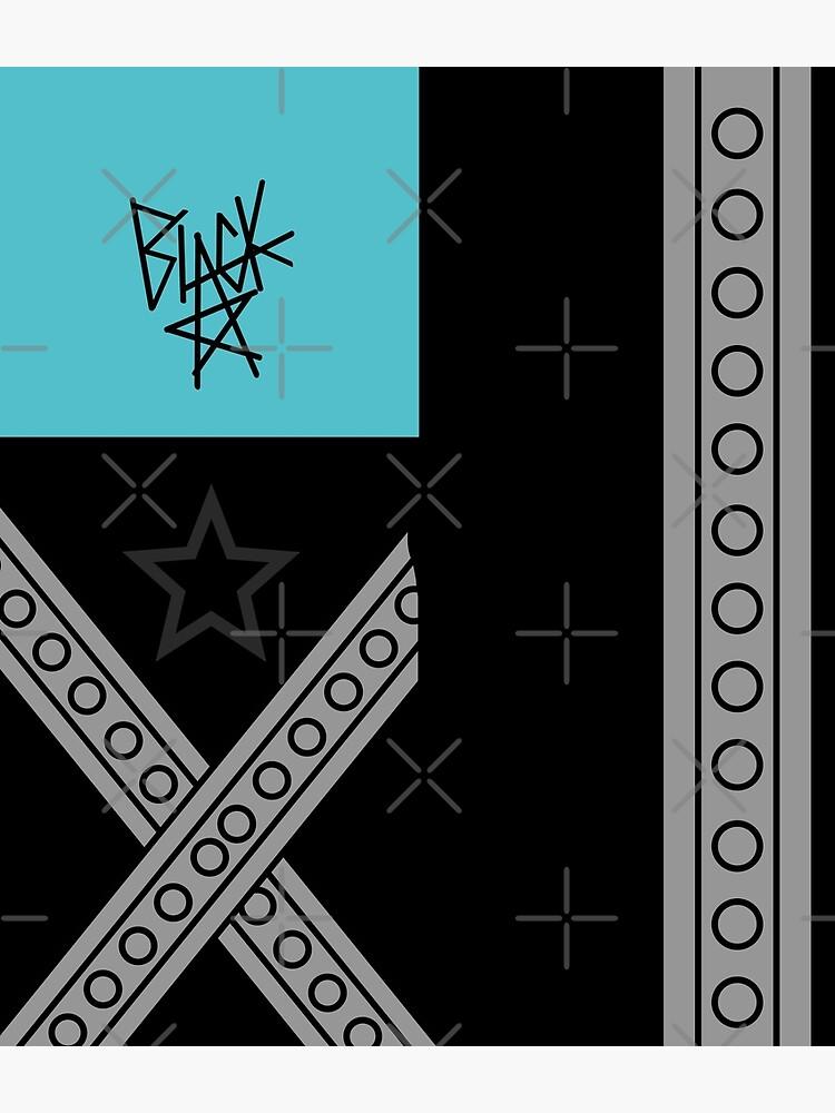 Black Star Bag by AllisonDawn15