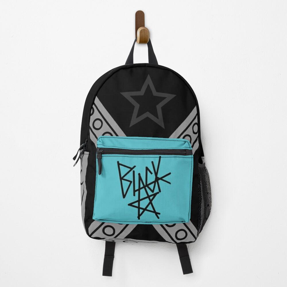 Black Star Bag Backpack
