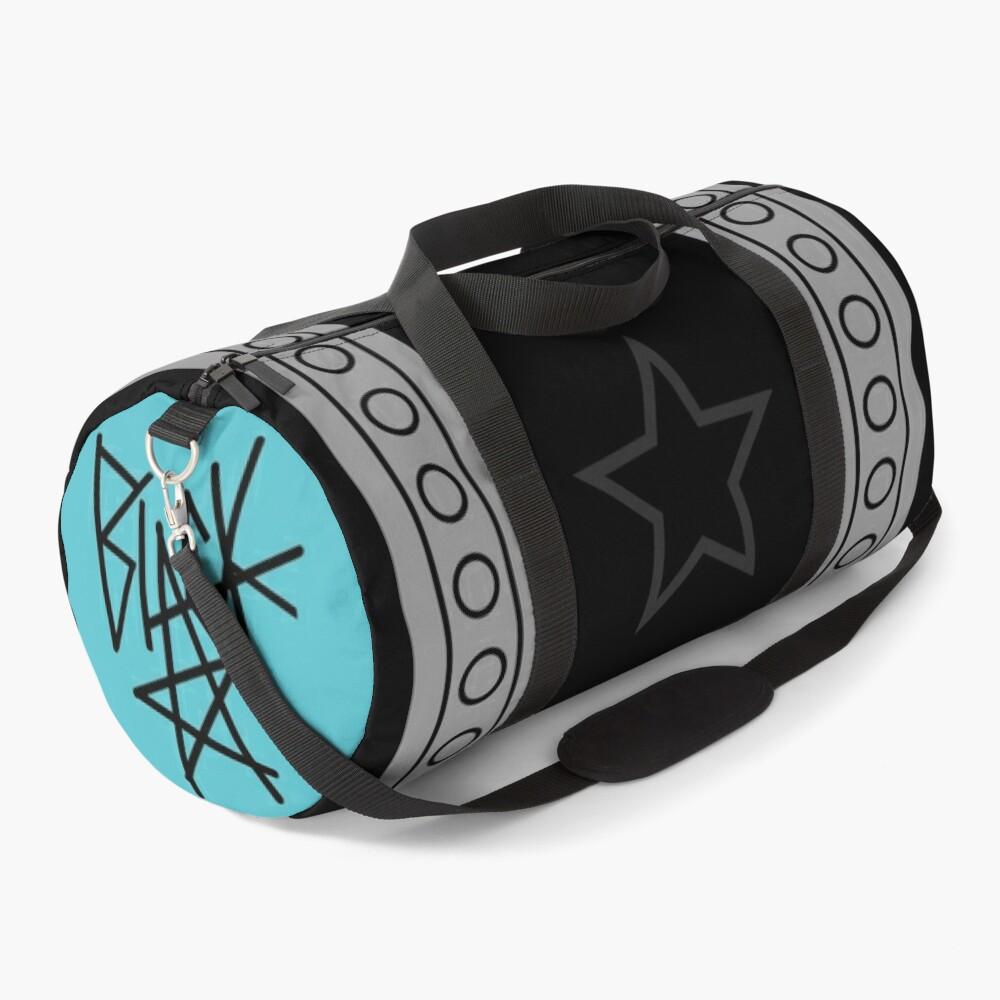 Black Star Bag Duffle Bag