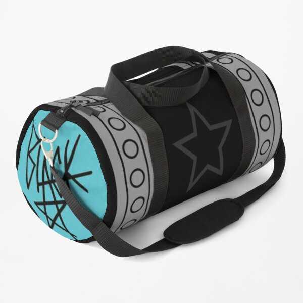 Black Star Bag Duffle Bag