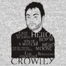 Crowley, the KING by KanaHyde