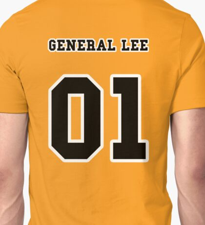 General Lee 01 Dukes of Hazzard T-shirt
