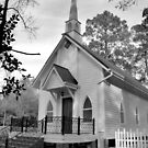 Country Church by Michael McCasland