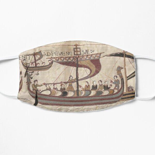 Tapisserie de Bayeux - William's Flagship Masque sans plis