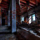 Red Mill - Interior #1 by SunDwn