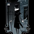 Jack the Ripper by dooomcat