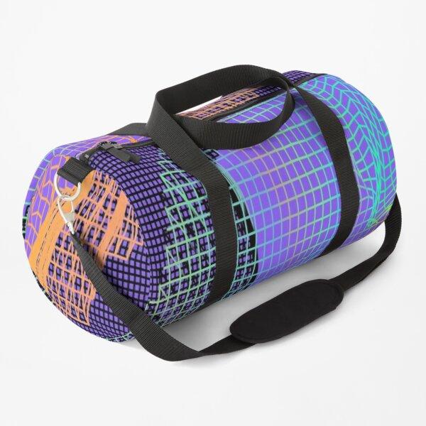 Generated  Duffle Bag