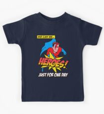Heroes Kids Clothes