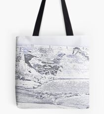 Artistic Pueblo Colorado Tote Bag