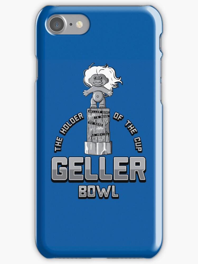 Geller Bowl (Holder of the Geller Cup) - Friends by huckblade