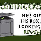 Revenge of Shrodinger's Cat by Bill Cournoyer