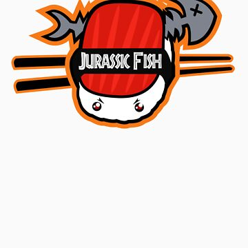 Jurassic Fish by elvencat