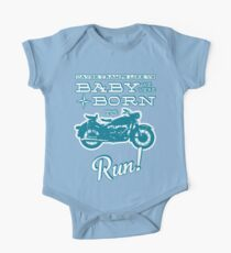 Baby, we were born to run! Kids Clothes