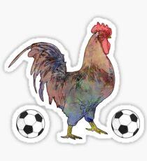 Cock and Balls Sticker