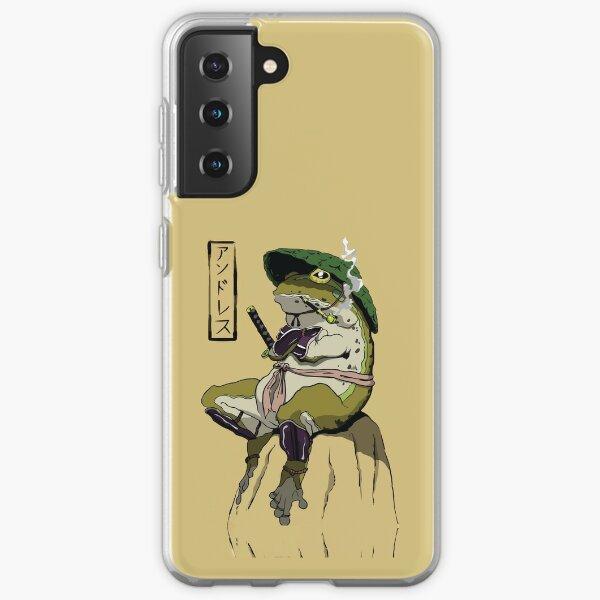 Samurai Frog Samsung Galaxy Soft Case
