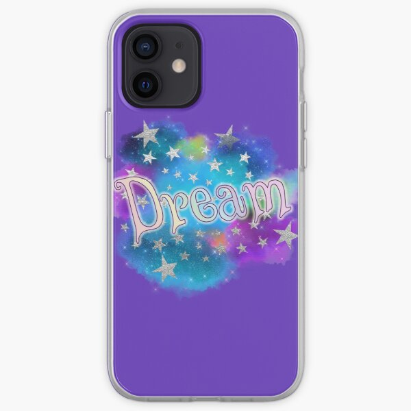 Dream - Clouds and Stars iPhone Soft Case