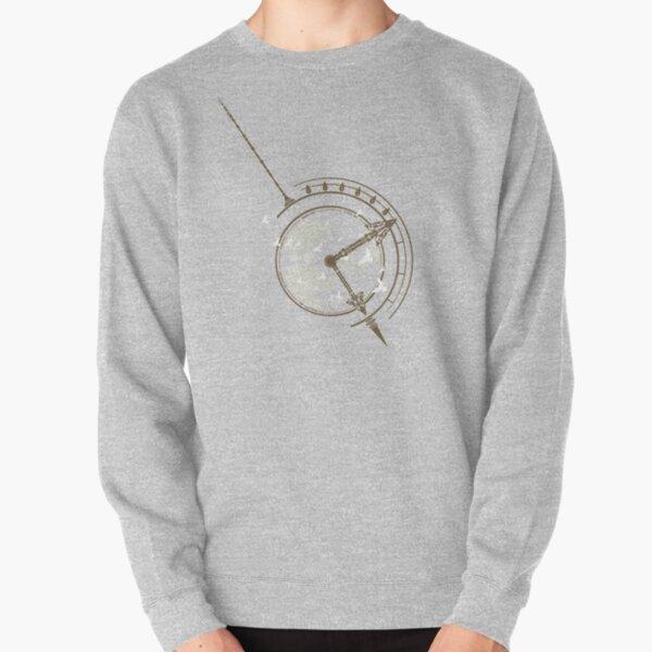 Time Escape Pullover Sweatshirt