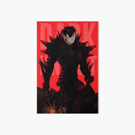 Dark Knight Hubert FE3H Art Board Print