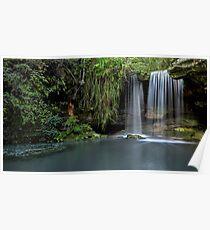 Sydney Waterfalls - Berowra Creek Poster