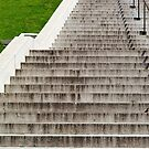 Old Steps  by Allison  Flores